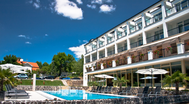 Miskolctapolca �s Lillaf�red Calimbra Wellness Hotel